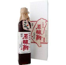 味榮 活力元氣紅麴桑椹小麥草醋 500g^( 680~ 619^) 日式傳統釀醋 天然酵素
