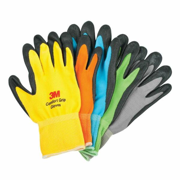 3M止滑耐磨手套(3色)