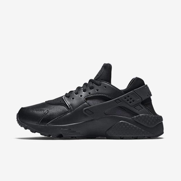 Nike Air Huarache 1 全黑武士 男女鞋