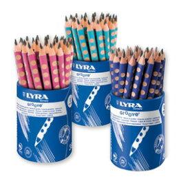 Groove三角洞洞鉛筆 德國 加贈 Lyra筆筒