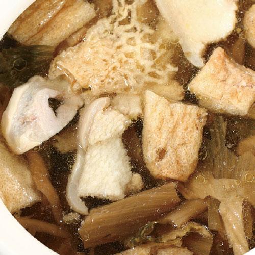 福菜豬肚肉湯 1