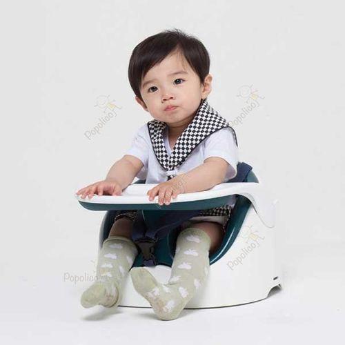 JellyMom 第三代韓國製多功能組合式幫寶椅/兒童用餐椅★衛立兒生活館★