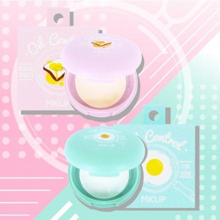 MKUP美咖極致吸油粉餅5.5g【櫻桃飾品】【27950】