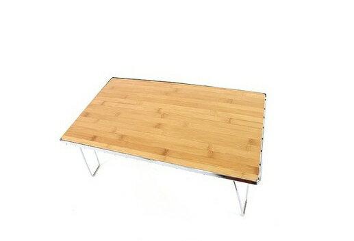 【露營趣】中和 TNR-139-1 摺疊網架專用竹板 桌板 木板
