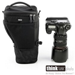 [滿3千,10%點數回饋]Think Tank ThinkTank 創意坦克 彩宣公司貨 Digital Holster 40 V2.0 槍套包 DH876 公司貨 (DH876)