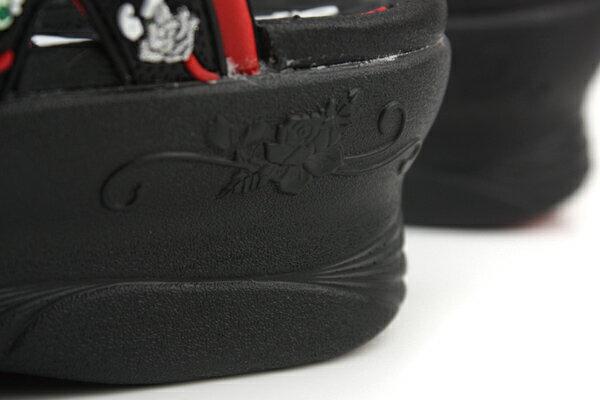 G.P 涼鞋 黑紅 女款 no620 5