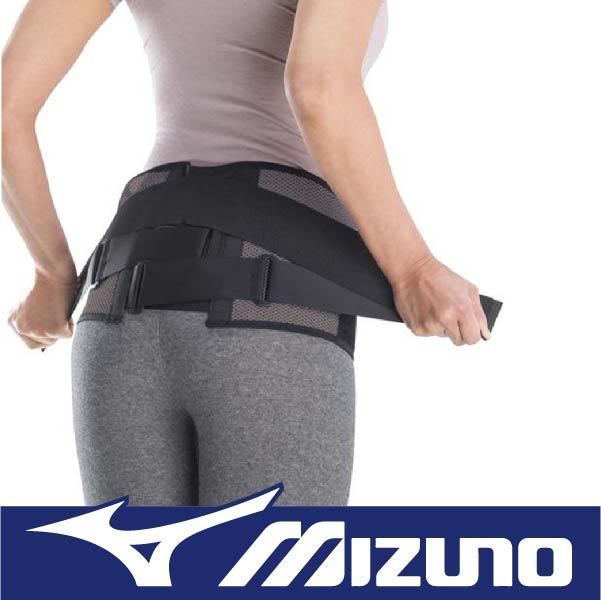 萬特戶外運動 MIZUNO美津濃 C3JKB50205 日製骨盤護腰帶(超透氣加寬型) 輕量 居家 勞力 支撐 久坐 日本製