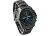 SEIKO 精工錶 藍極光全黑真三眼不鏽鋼手錶 柒彩年代【NE820】防水100米 0