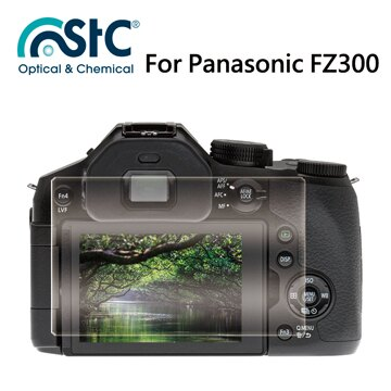 【STC】For Panasonic FZ300 - 9H鋼化玻璃保護貼