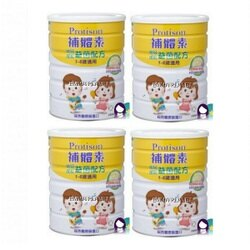 補體素 幼兒成長益菌配方(900g×4罐)