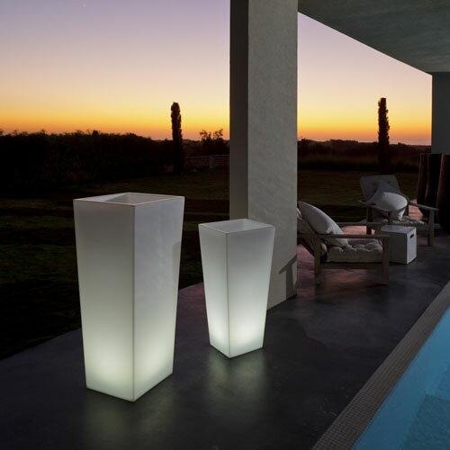 【7OCEANS七海休閒傢俱】Smart&Green 戶外燈具花器 RUMBA 1
