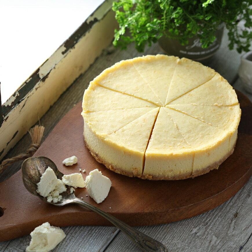 【水母吃乳酪】原味乳酪蛋糕,無膨鬆劑 減蛋 減糖 低脂 低油 低熱量