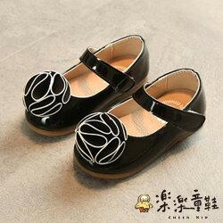 【樂樂童鞋】S690 - 韓版小香風公主鞋(中童)
