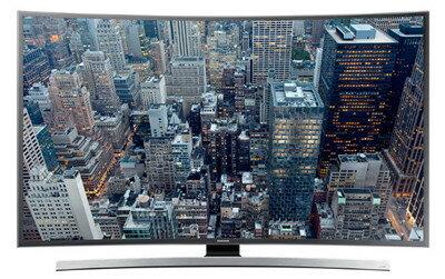 展示出清 Samsung 三星 55吋 LED液晶電視 UA55JU6600WXZW 55JU6600 4核心/快速連結/超透析面板