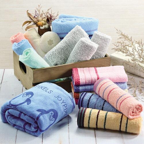 1881竹炭精緻毛巾(3入)【愛買】