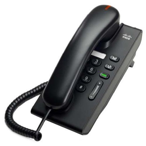 Cisco CP-6901-C-K9 Unified IP Standard Handset - Charcoal