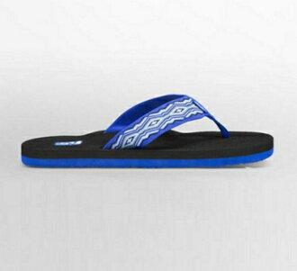[陽光樂活] TEVA 美國水陸運動品牌 男款 織帶夾腳拖鞋 TV 4168QNBL
