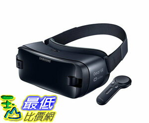 <br/><br/>  [106美國直購] 頭戴裝置 Samsung R325NZVAXAR Gear VR w Controller Note8 Edition US Version with Warranty<br/><br/>