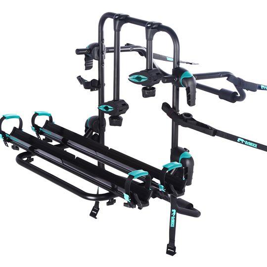【露營趣】安坑特價 BNB RACK 熊牌 BC-6315-2S 鋁合金滑槽式活動攜車架 腳踏車架 ARTC合法認證各車款適用