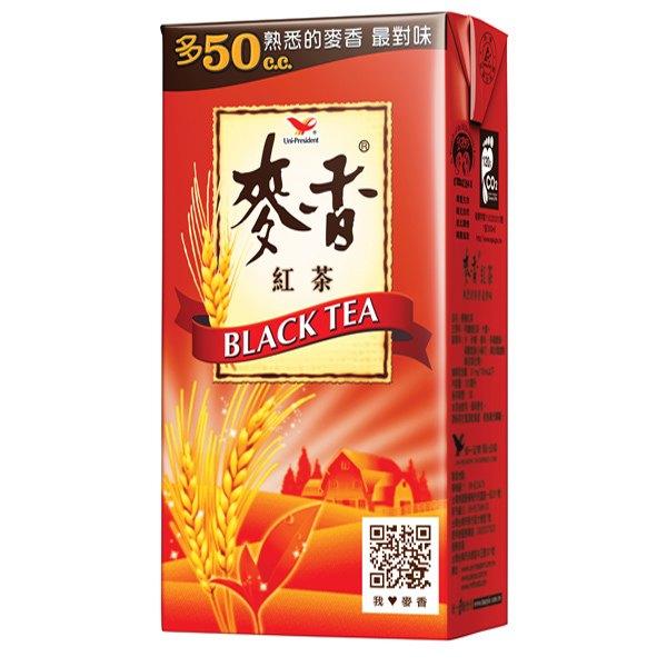統一 麥香紅茶 300ml (6入) / 組 1