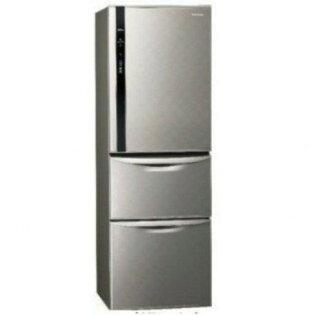 【Panasonic國際牌】385公升變頻三門冰箱NR-C389HV