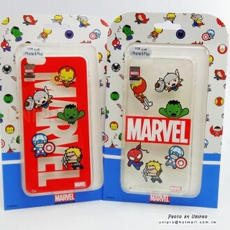 UNIPRO iPhone 6 6S 5.5吋 plus 復仇者聯盟 Marvel 全員 手機殼 保護套 i6+