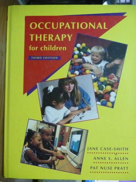 ~書寶 書T2/家庭_PMW~Occupational Therapy for Child