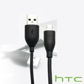 HTC 宏達電 原廠傳輸充電線 DC M410 Micro USB接頭 拆機裸裝品/平行輸入品