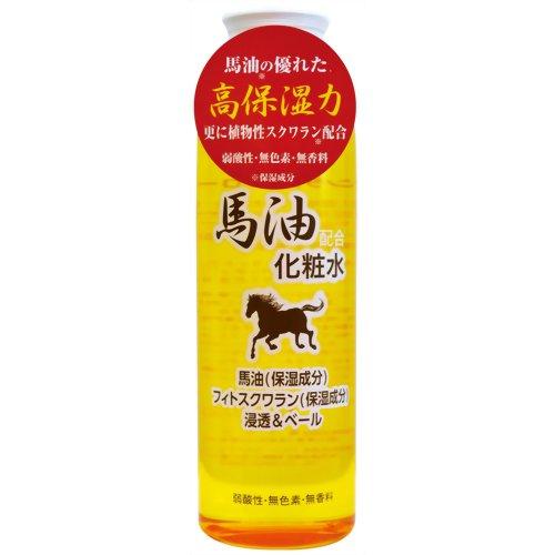 ∥露比私藏∥日本 純藥馬油化妝水 200ml