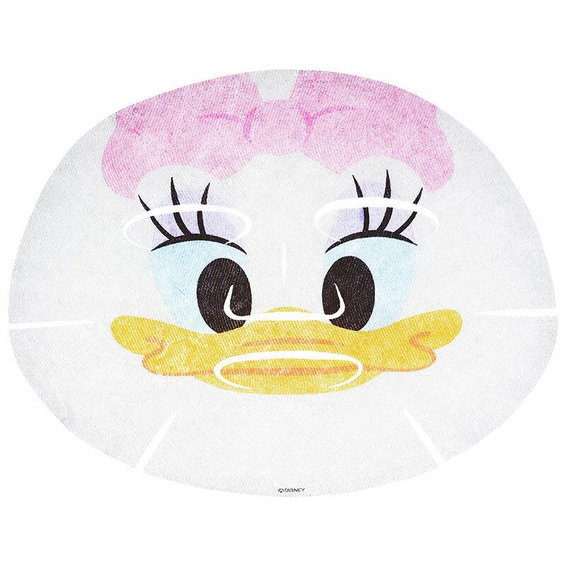【真愛日本】16051400004  專賣店限定DN面膜-黛西大臉   迪士尼  Donald Duck  唐老鴨   面膜 保濕面膜