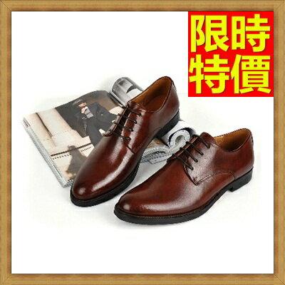 牛津鞋女皮鞋-中性巴洛克雕花真皮英倫女鞋子5款65y35【獨家進口】【米蘭精品】