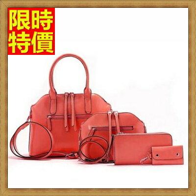 肩背包手提包-經典套裝美國外單超可愛子母包女包包5色66d20【獨家進口】【米蘭精品】