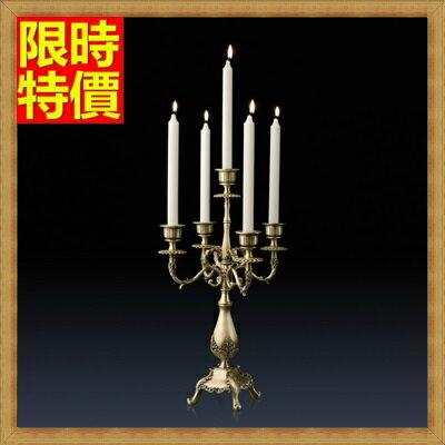 ☆銅雕擺件燭臺之一-浪漫燭光晚餐歐式雕塑工藝品66v47【 】【米蘭 】