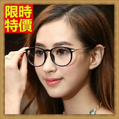 ★眼鏡框眼鏡架-復古文藝學院風流行男女配件5色67ac1【獨家進口】【米蘭精品】 1