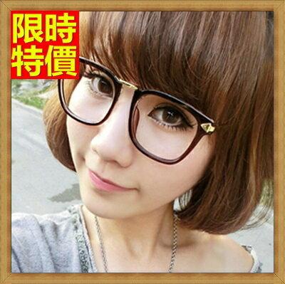 ★眼鏡框眼鏡架-中性百搭復古大框男女配件4色67ac13【獨家進口】【米蘭精品】 0