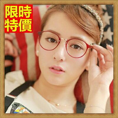 <br/><br/>  ☆眼鏡框眼鏡架-精美時尚復古圓框男女配件67ac27【獨家進口】【米蘭精品】<br/><br/>