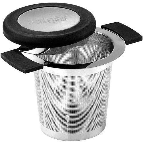 《CreativeTops》Cafetiere附蓋雙柄濾茶器