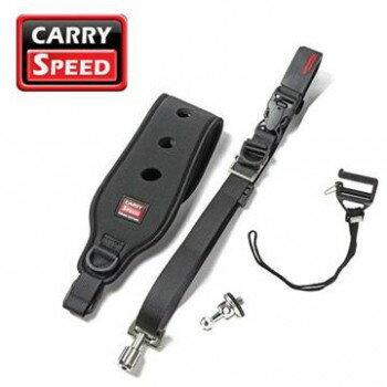 【滿3千,15%點數回饋(1%=1元)】美國 Carry Speed DS-PRO寬肩專業型相機背帶(不鏽鋼球頭連接器)立福公司貨