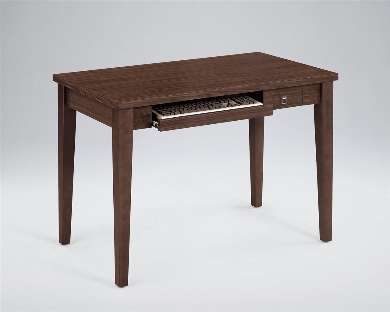 【石川家居】EF-312-5 順利胡桃3.5尺電腦桌 (不含其他商品) 需搭配車趟