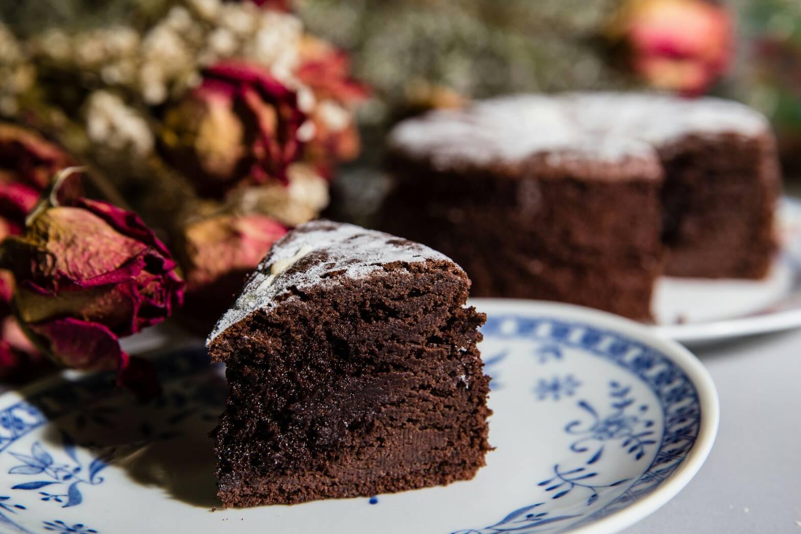 【品鑫蛋糕坊】法式古典巧克力蛋糕 5吋