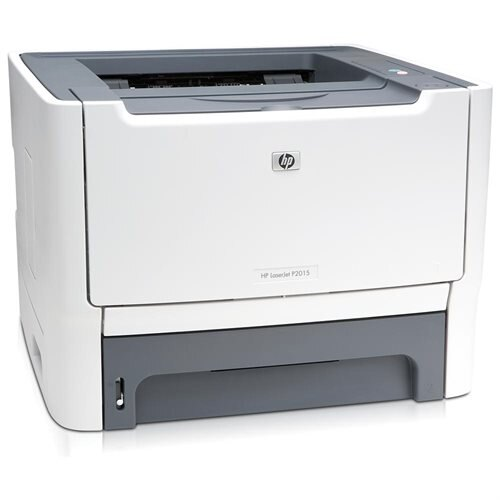 HP LaserJet P2000 P2015DN Laser Printer - Monochrome - 1200 x 1200 dpi Print - Plain Paper Print - Desktop - 27 ppm Mono Print - Custom Size, Letter, Legal, Executive, Index Card, Envelope No. 10, Monarch Envelope - 300 sheets Standard Input Capacity - 15