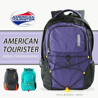 《熊熊先生》年度超值優惠 Samsonite新秀麗 American Tourister 後背包 BUZZ系列 01S*005 雙肩包電腦包