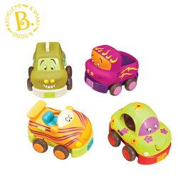 【美國 B.TOYS】寶寶迴力車