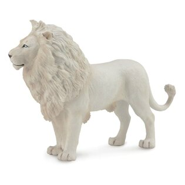 【COLLECTA】白公獅