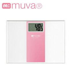 體重計SA5401PK[櫻花粉]MUVA繽紛樂電子體重機