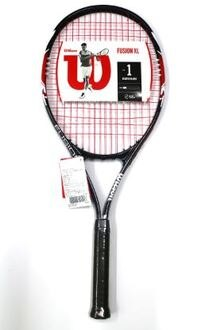 [陽光樂活=] Wilson 新Matchpoint XL 網球拍 (穿線) - WRT3117002【12/7單筆滿499結帳輸入序號 12SS100-4 再折↘100   單筆滿1200結帳輸入序..