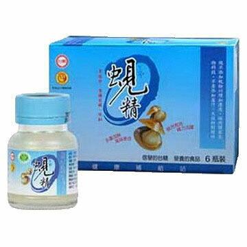 台糖 原味蜆精 62mlx6瓶 [橘子藥美麗]