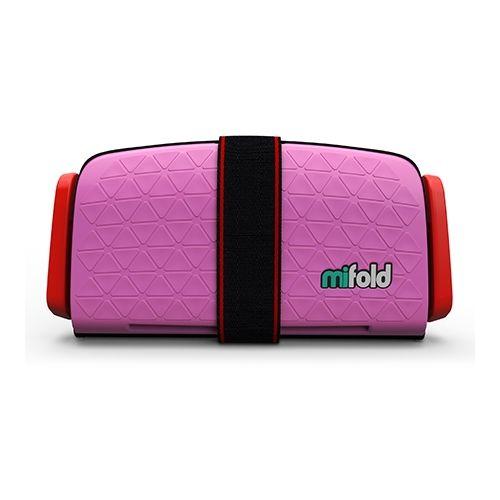 全新2.0 美國 mifold 隨身安全座椅-粉紅色(保證公司貨)★愛兒麗婦幼用品★ 0