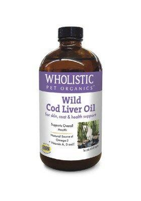 護你姿保健品 野生魚肝油(眼睛 皮毛保養)-貓咪專用 4 OZ