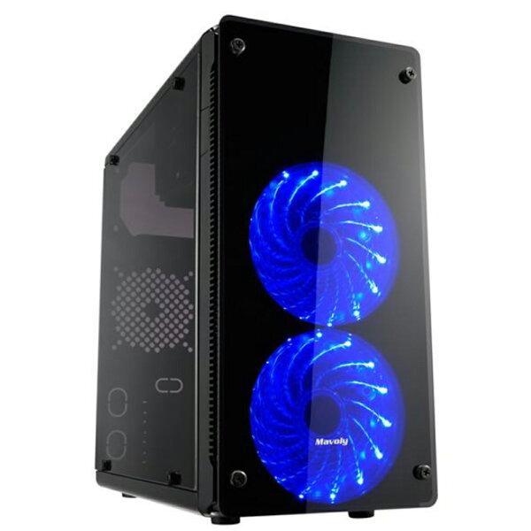 JT3C:【最高折$350】Mavoly松聖蘋果0809BB0大1小USB3.0黑化透側機殼